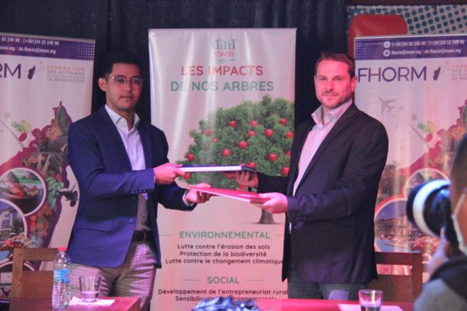 Nouveau partenariat entre la FHORM et Bôndy