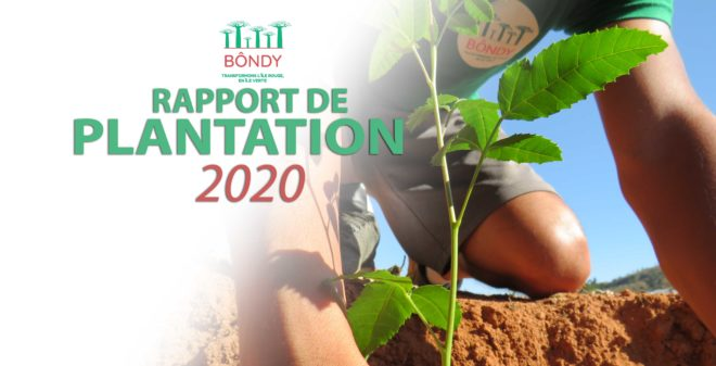 BILAN REBOISEMENT 2020-2021